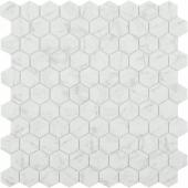 Мозаика Hex Marbles № 4300 ANTISLIP (на сетке) (0,087м2)