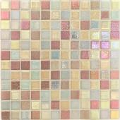 Мозаика Shell Mix 557/559/562 (на сетке)