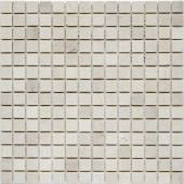 Мозаика 20X20 Crema Marfil Matt (JMST027) 305X305X4, натур. мрамор