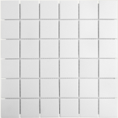 Кер. мозаика 48x48 White Antislip (JWB60340) 306х306х6