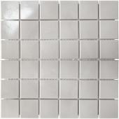 Кер. мозаика 48x48 Grey Glossy (WB30216) 306х306х6