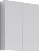 МС шкаф-зеркало, цвет белый, МС.04.06, 60*70*15