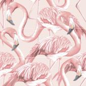 Панно CERSANIT Gradient фламинго розовый 59,4x59,8 GR2T071