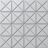 Кер. мозаика Albion White (TR2-MW) 259х259