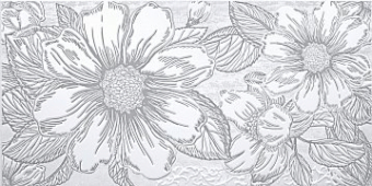 Декор настенный AltaCera Beton Gray Sonata 24,9x50