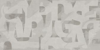 Abba graffiti серый 30*60