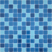 Мозаика CARAMELLE Crocus 29,8х29,8x0,4 см (чип 23x23x4 мм)