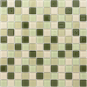 Мозаика CARAMELLE Cypress 29,8х29,8x0,4 см (чип 23x23x4 мм)