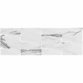 Плитка Altissimo Prisma White 25x75