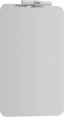 Аликанте панель с зеркалом и светильником, Alic.02.05, 50*80*2,5