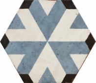 andaman décor плитка напольная 24.8*28.5 см mix PERONDA