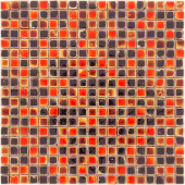 Мозаика CARAMELLE Arlecchino 2 31x31x0,8 см (чип 15x15x8 мм)