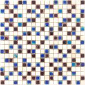 Мозаика CARAMELLE Arlecchino 3 31x31x0,8 см (чип 15x15x8 мм)