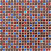 Мозаика CARAMELLE Arlecchino 4 31x31x0,8 см (чип 15x15x8 мм)