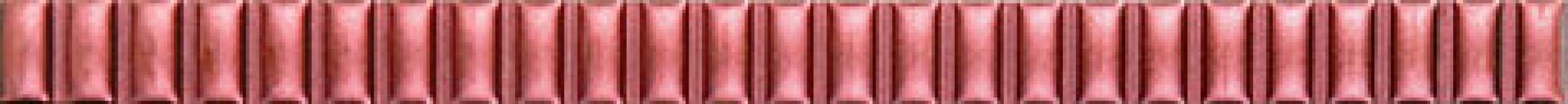 POE003 Карандаш Бисер красный бордюр