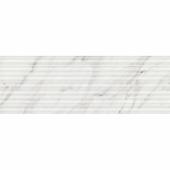 Плитка Terma Linea White 25x75