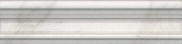 BLB041 Багет Брера белый 20*5 бордюр