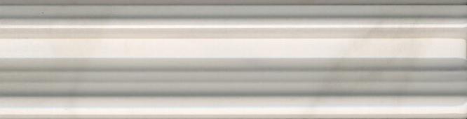 BLB042 Багет Висконти белый 20*5 бордюр