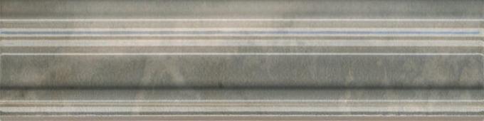 BLB044 Багет Стеллине серый 20*5 бордюр