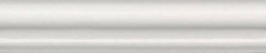 BLD046 Багет Тортона белый 15*3 бордюр