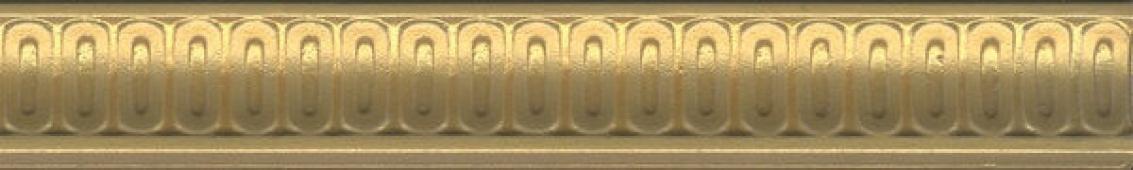 BOA005 Борромео золото 25*4 бордюр
