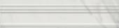 Бордюр багет Алькала белый BLB038 5*20