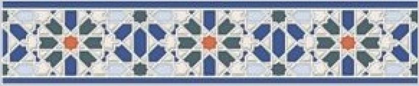 Бордюр Menara 5*25