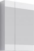 Бриг шкаф-зеркало, цвет белый, Br.04.06/W, 60*80*15,5