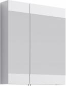 Бриг шкаф-зеркало, цвет белый, Br.04.07/W, 70*80*15,5
