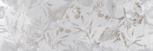 Настенная вставка Meissen Keramik Bosco Verticale  серый 25x75 BV2U092
