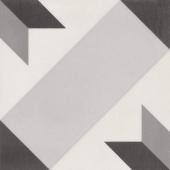 Керамогранит Marrakesh микс 1 серый 18,6х18,6