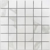 Мозаика LeeDo Calacatta POL 29,8x29,8 см (чип 48x48х10 мм), полированный керамогранит
