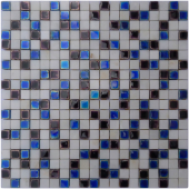 Мозаика Arlecchino 3 31x31х0,8 см (чип 15х15х8 мм)