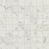 Шарм Экстра Каррара мозаика люх 29,2*29,2 керамогранит