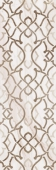 Chateau beige decor 02 30*90