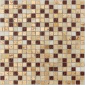 Мозаика CARAMELLE Antichita Classica 4 31x31x0,8 см (чип 15x15x8 мм)