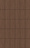 Вставка Cypress cacao petty 25х40
