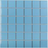 Кер. мозаика 48x48 Light Blue Glossy (WB30727) 306х306х6