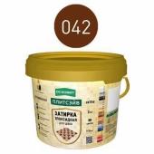 Затирка эпоксидная ОСНОВИТ ПЛИТСЭЙВ XE15 Е 042 темно-коричневый (2 кг)