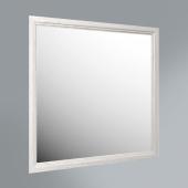 Панель с зеркалом Provence, 80 см белый