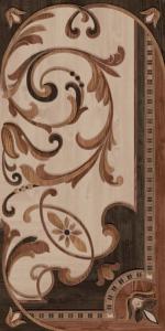 Ковер Гранд Вуд декорированный правый обрезной 80*160