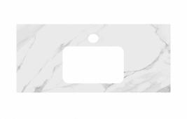 Спец. декоративное изделие для раковин, встраиваемых сверху, 100 см Монте тиберио натуральный