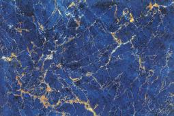 Керамогранит LeeDo Marble GANI Diamond Blue 60x90 см, полированный, с подкрашенной основой