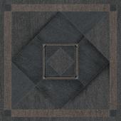 DL841900R/D Базальто обрезной 80*80 декор