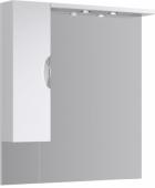 ЭкоЛайн Панель с зеркалом, шкафчиком и подсветкой Eco-L.02.10, 100*108*17
