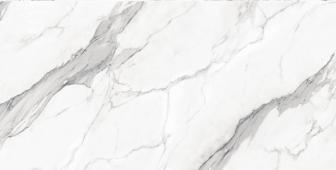 Керамогранит LeeDo EcoStone Bianco Carrara POL 180х90 см, полированный