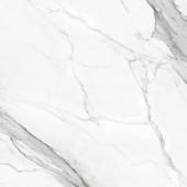 Керамогранит LeeDo EcoStone Bianco Carrara POL 90х90 см, полированный