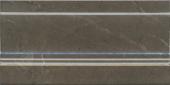 Плинтус Эль-Реаль коричневый 10*20 см