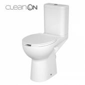 Компакт: ETIUDA 579 NEW CLEAN ON 3/6, без крышки, белый