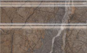 FMB023R Плинтус Театро коричневый обрезной 25*15